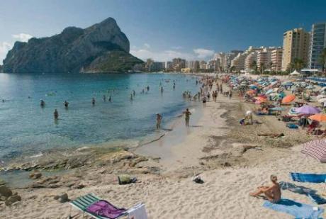 Img 1: Playa Levante o La Fossa