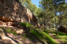Img 1: Castillo de Enesa o de la Patá
