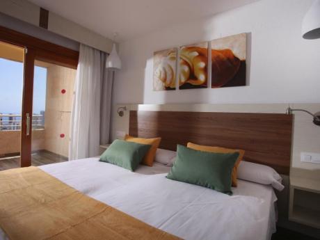 Dormitorio Marconfort Benidorm Suites
