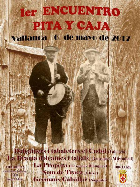 Siente la música tradicional, en la comarca del Rincón de Ademuz