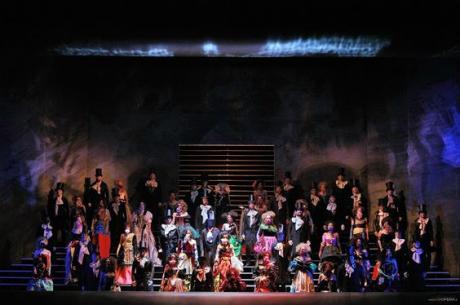 """Ópera en cine """"I Capuleti e I Montecchi"""""""