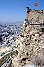 Img 1: THE CASTLE OF SANTA BÁRBARA
