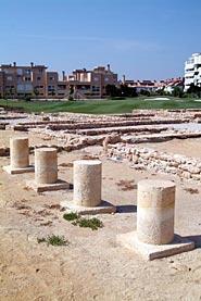 Villas romanas del castillo de Ansaldo