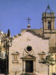 Img 1: The church of San Pedro