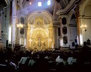 Foto: Iglesia del Santo Sepulcro en Alcoy