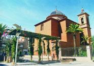 Foto: iglesia parroquial de Santo Tomás de Villanueva