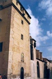 Img 1: CONVENTO DE LAS CLARISAS (Kloster der Klarissen)
