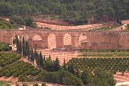 Img 1: Acueducto gótico de La Cartuja de Portaceli