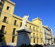 Img 1: Palacio de los Condes de Cervellón