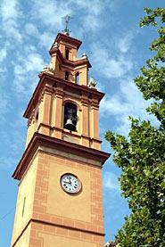 Img 1: THE PARISH CHURCH OF NUESTRA SEÑORA DE LA MISERICORDIA (CAMPANAR DISTRICT)