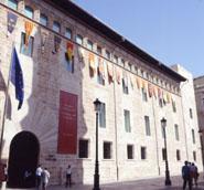 Img 1: Palacio de Benicarló. Sede de las Cortes Valencianas