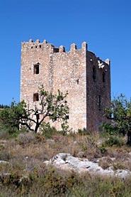Foto: Torreta Alonso en Castellón de la Plana