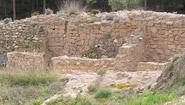 Img 1: Muralla y fortaleza fenicia