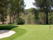 Pitch and Putt Cofrentes Golf