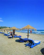 Foto: Playa Torre San Vicente en Benicàssim