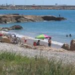 Foto: Playa Els Pinets de Vinaròs