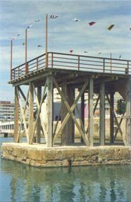 Foto: Monumento Eras de la Sal y Embarcadero