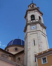Iglesia Parroquial de Altura