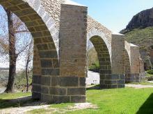 Acueducto romano Los Arcos
