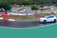 À tout gaz en le Maralba Circuit Experience à Castellón