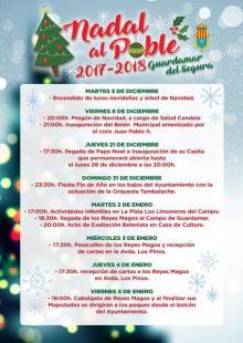 Nadal al Poble 2017 Guardamar