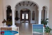 Die Casa Gran de Benavites – Zwischen Orangen, Meer und Bergen