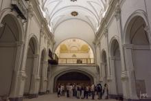Semana Santa visitando el Monasterio de Sant Jeroni de Cotalba