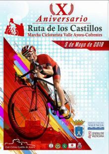 X Marcha Cicloturista Ruta de los Castillos en Ayora