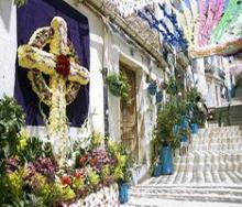 Santa Cruz Fiesta de las Cruces