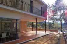 Conecta con la naturaleza en el Hotel de Montaña La Rocha