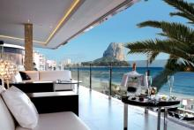 Gran Hotel Sol y Mar in Calpe, all the comforts in a dream place