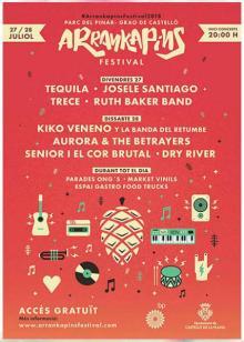Festival Arrankapins Grao Castellón