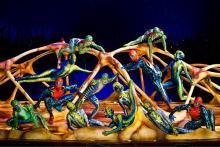Cirque du Soleil vuelve a brillar en Alicante