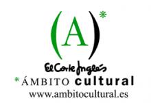 Ámbito cultural El Corte Inglés septiembre 2018
