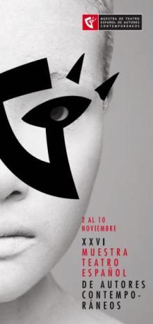 XXVI Muestra Teatro Español de Autores Contemporáneos 2018