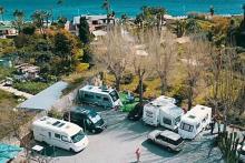 Camping Santa Clara, descanso en plena naturaleza en Altea