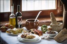 La Venta de Benifato, une cuisine savoureuse des montagnes d'Alicante