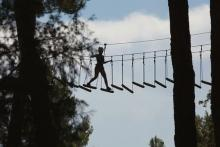 Saltapins Aventura: retos y diversión en Morella