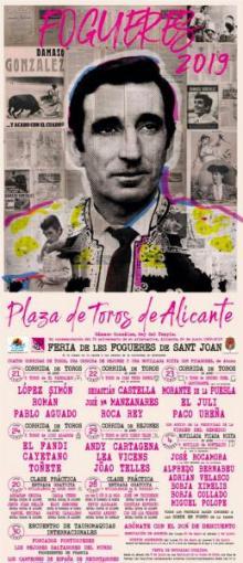 Feria taurina de Hogueras 2019