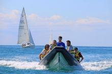 Sea and boats, gastronomy and active tourism: everything in the Club Náutico Campello