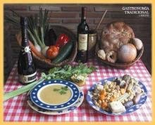 Gastronomía típica de Cheste