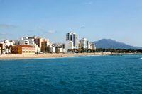 Playa El Fortí