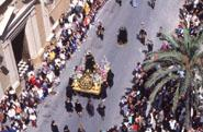 Festividad de Semana Santa Marinera de Valencia