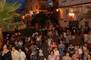 Festivity of San Jose y la Virgen de los Angeles