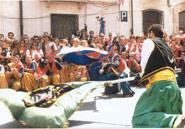 Maures et Chrétiens à Castalla