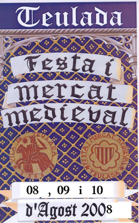 Feria y fiesta medieval