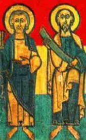 San Abdón und San Senent