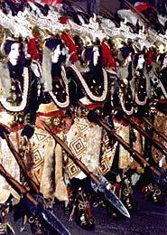 Festivité de Santo Tomás de Villanueva
