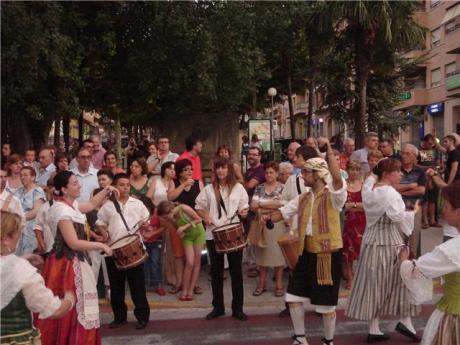 Feria de San Jaime en Albaida