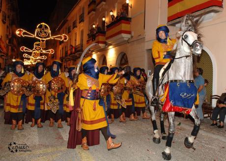 Fiestas de Moros y Cristianos en Albaida